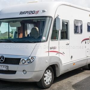 Elegant Previous Stock   North Devon Motorhomes - 01271 866333